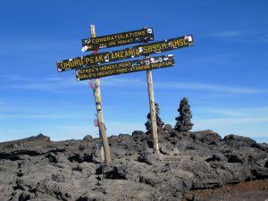 YPO Kilimanjaro Rongai 2009 Day 5 (TVM)-79