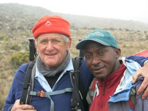 Raj and Bush