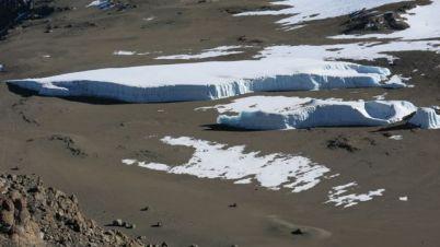 Furtwangler Glacier in 2013