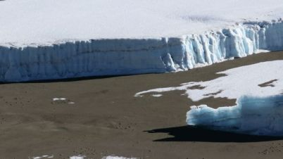 Furtwangler Glacier in 2013