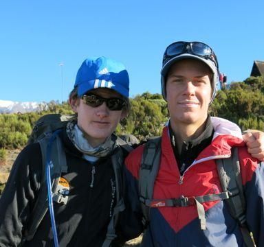 Josh and Matt