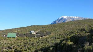 Horombo Camp Site