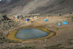 Mawenzi Tarn Camp