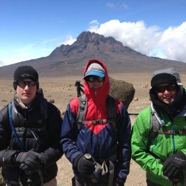 Chris, Matt and Josh